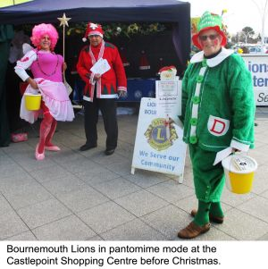 Bournemouth Lions Pantomime