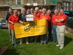 Petersfield Lions on Spek Trek Day 2004