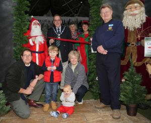 Henley Lions Christmas Grotto