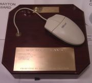 Graham Drayton Website Award