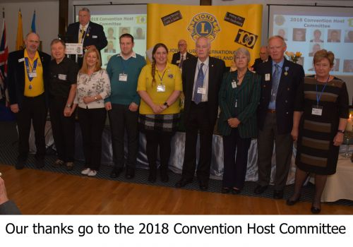 The 2018 Convention Host Committee