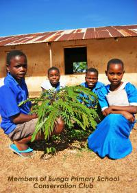 Bunga Primary School Conservation Club