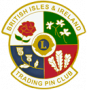 Trading Pin Club badge